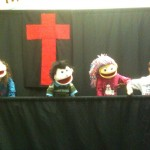 Picture of puppets